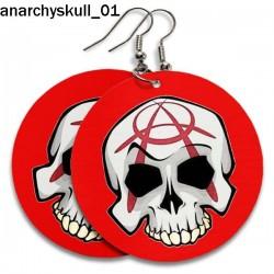 Kolczyki Anarchyskull 01
