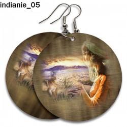 Kolczyki Indianie 05