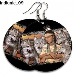 Kolczyki Indianie 09