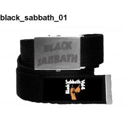 Pasek Black Sabbath 01