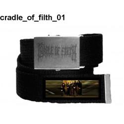Pasek Cradle Of Filth 01