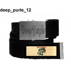 Pasek Deep Purle 12