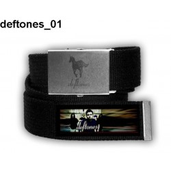 Pasek Deftones 01
