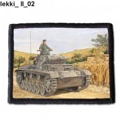 Naszywka Lekki II 02