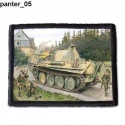 Naszywka Panter 05