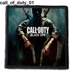 Naszywka Call Of Duty 01