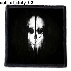 Naszywka Call Of Duty 02