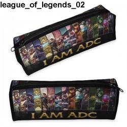 Piórnik League Of Legends 02