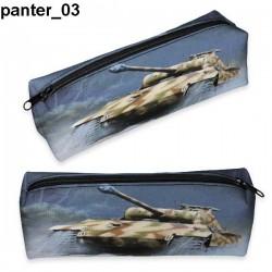 Piórnik czołg Panter 03