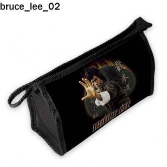 Kosmetyczka, piórnik Bruce Lee 02
