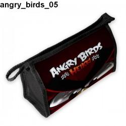 Kosmetyczka, piórnik Angry Birds 05