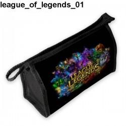 Kosmetyczka, piórnik League Of Legends 01