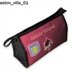 Kosmetyczka, piórnik Aston Villa 01