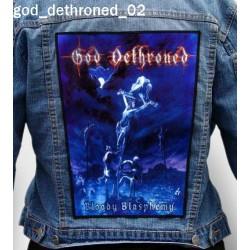 Ekran God Dethroned 02