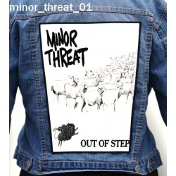 Ekran Minor Threat 01