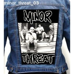 Ekran Minor Threat 03