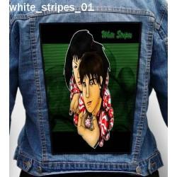 Ekran White Stripes 01