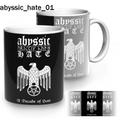 Kubek Abyssic Hate 01