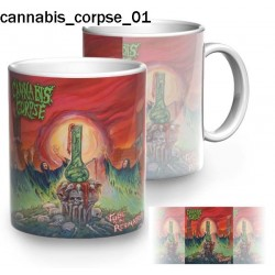 Kubek Cannabis Corpse 01