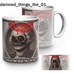 Kubek Damned Things The 01