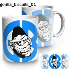 Kubek Gorilla Biscuits 01