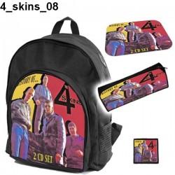 Zestaw szkolny 4 Skins 08