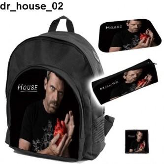 Zestaw szkolny Dr House 02