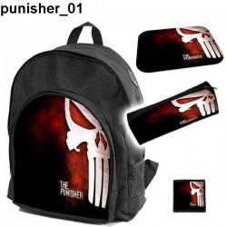 Zestaw szkolny Punisher 01