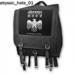 Plecak kostka Abyssic Hate 01