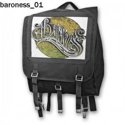 Plecak kostka Baroness 01