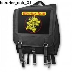 Plecak kostka Berurier Noir 01