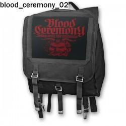 Plecak kostka Blood Ceremony 02
