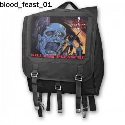 Plecak kostka Blood Feast 01