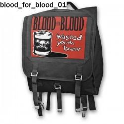 Plecak kostka Blood For Blood 01