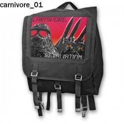 Plecak kostka Carnivore 01