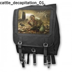 Plecak kostka Cattle Decapitation 01