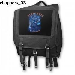 Plecak kostka Choppers 03