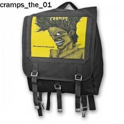 Plecak kostka Cramps The 01