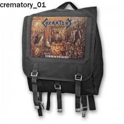 Plecak kostka Crematory 01