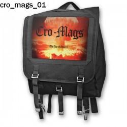 Plecak kostka Cro Mags 01