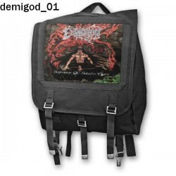 Plecak kostka Demigod 01