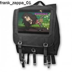 Plecak kostka Frank Zappa 01