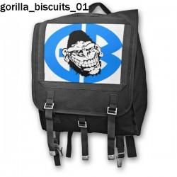 Plecak kostka Gorilla Biscuits 01
