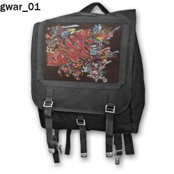 Plecak kostka Gwar 01