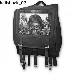 Plecak kostka Hellshock 02