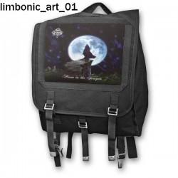 Plecak kostka Limbonic Art 01