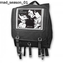 Plecak kostka Mad Season 01