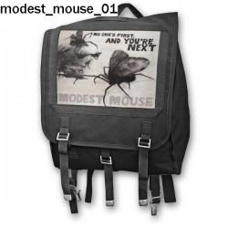 Plecak kostka Modest Mouse 01