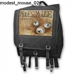 Plecak kostka Modest Mouse 02