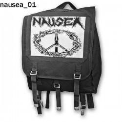 Plecak kostka Nausea 01